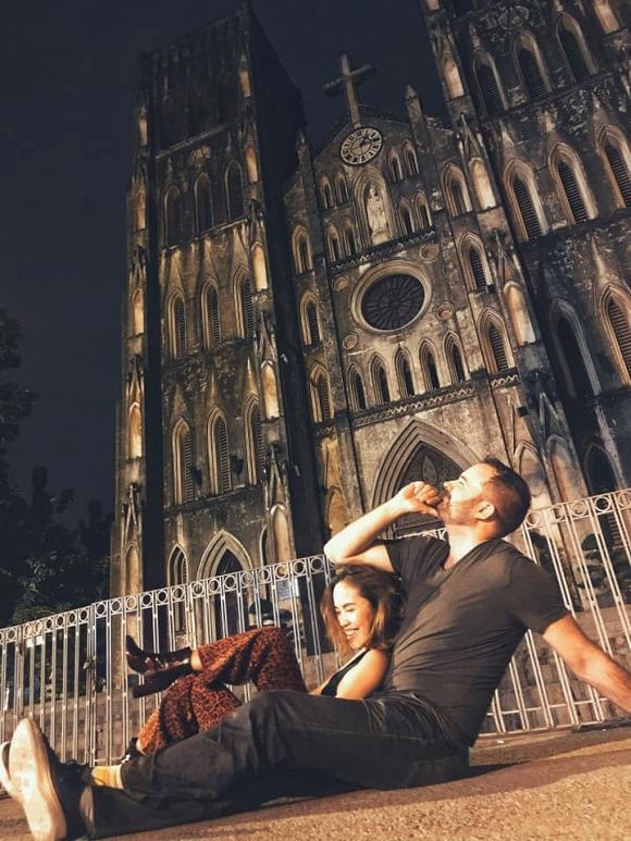 Chia tay bạn trai chung quốc tịch, em gái siêu mẫu Hà Anh vui duyên mới với cuộc tình xuyên biên giới-7