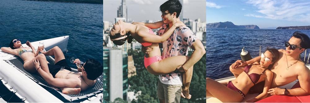 Chia tay bạn trai chung quốc tịch, em gái siêu mẫu Hà Anh vui duyên mới với cuộc tình xuyên biên giới-3