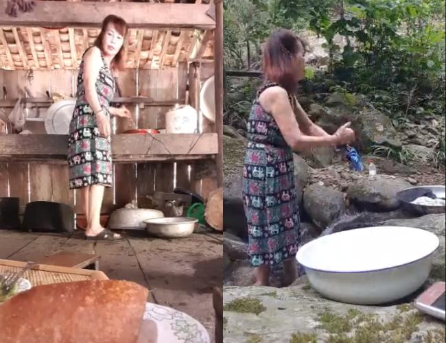 Hé lộ hình ảnh mới nhất bóc trần chuyện cô dâu 62 tuổi ở Cao Bằng đang mang thai chỉ là trò diễn tuồng-3
