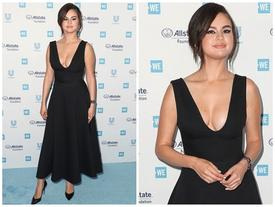 Bị chê phát tướng, Selena Gomez tái xuất đầy gợi cảm nhưng lại lộ khuôn ngực bị lệch