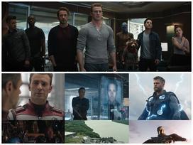 'Avengers EndGame': Lời tạm biệt bi tráng của một kỷ nguyên anh hùng