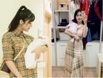 Diệp Lâm Anh chính thức khoe bụng bầu vượt mặt sau 6 tháng sinh con gái đầu lòng-6