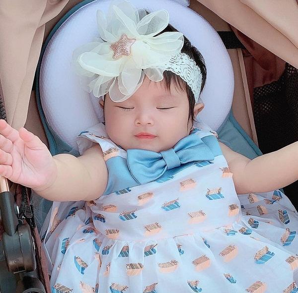 Mới sinh con đầu lòng được 5 tháng, Diệp Lâm Anh lại hồ hởi thông báo mang bầu lần hai-7