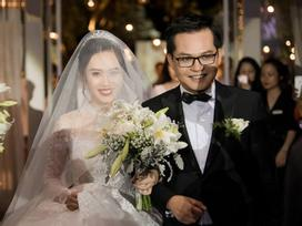 Clip Thảo Vân, Thành Trung dẫn đám cưới bị nghệ sĩ đàn anh chê 'thớ lợ, giả dối'