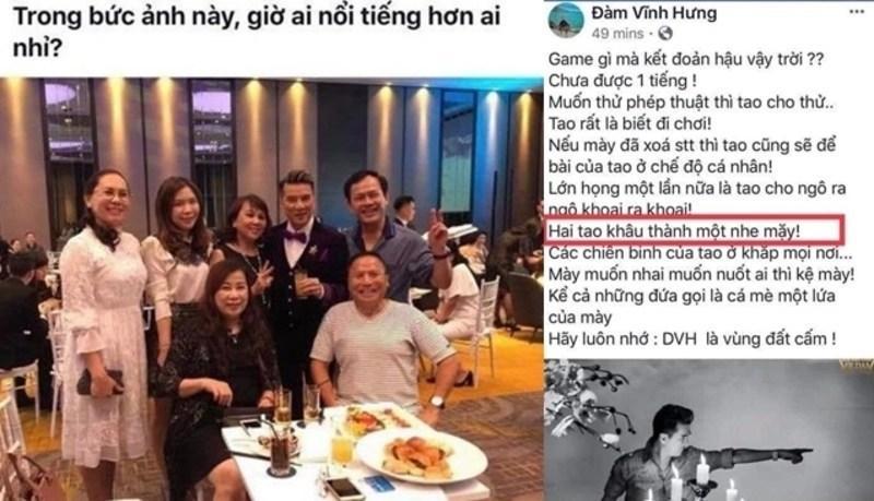 Chỉ với một phát ngôn chợ búa, Đàm Vĩnh Hưng vượt hết sao Việt chiếm trọn sóng thị phi showbiz tuần qua-2