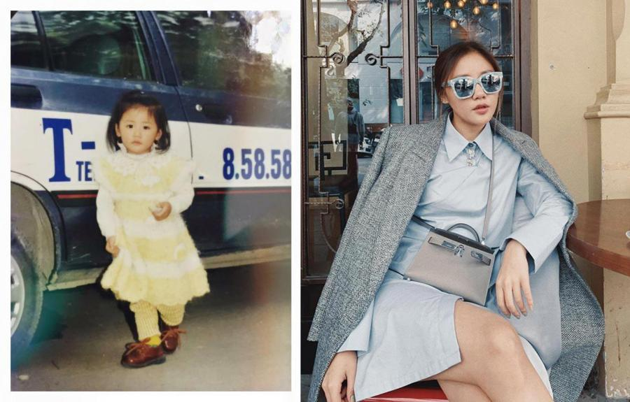 Gu thời trang chất như nước cất của các sao Việt thời còn niên thiếu-10