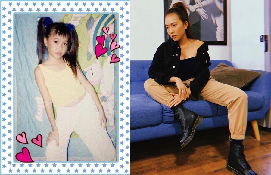 Gu thời trang chất như nước cất của các sao Việt thời còn niên thiếu-11