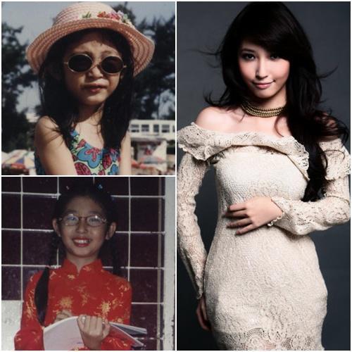 Gu thời trang chất như nước cất của các sao Việt thời còn niên thiếu-13