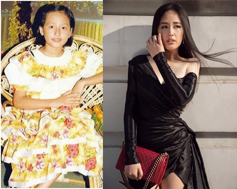 Gu thời trang chất như nước cất của các sao Việt thời còn niên thiếu-5