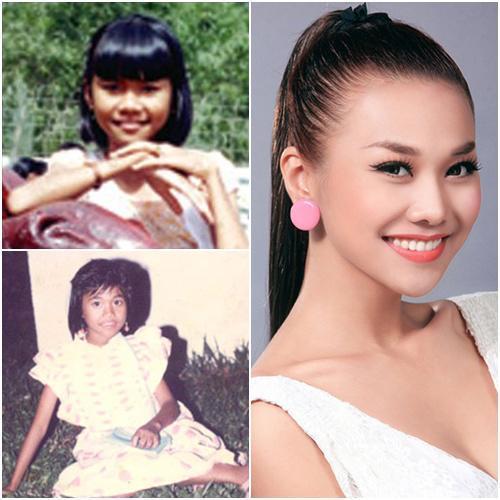 Gu thời trang chất như nước cất của các sao Việt thời còn niên thiếu-6