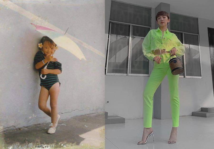 Gu thời trang chất như nước cất của các sao Việt thời còn niên thiếu-7