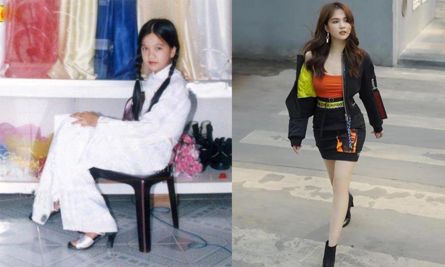 Gu thời trang chất như nước cất của các sao Việt thời còn niên thiếu-8