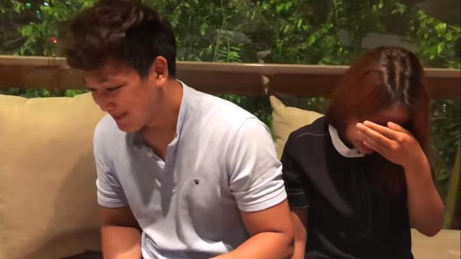 Lộ diện em trai Hari Won và bạn gái người Việt trong bữa ăn cùng Trấn Thành-3