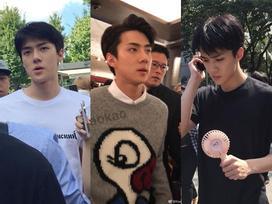 Cân trọn combo mặt mộc – cam thường, cậu út Sehun (EXO) đích thị là 'pho tượng sống' của làng nhạc Kpop
