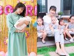 Diệp Lâm Anh chính thức khoe bụng bầu vượt mặt sau 6 tháng sinh con gái đầu lòng-7