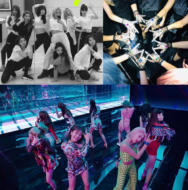 Biểu tượng tay của BTS và TWICE trong MV mới có ý nghĩa gì?-2