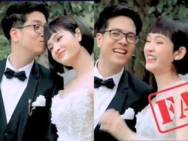 Hậu trường MV 'Cưới nhau đi', Bùi Anh Tuấn ngượng ngùng hôn Hiền Hồ tận... 50 lần