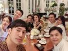 'Bạn gái tin đồn' dự sinh nhật Trịnh Thăng Bình cùng Trấn Thành, Hà Hồ