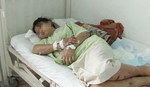 Lời kể kinh hoàng của thai phụ 18 tuổi bị tra tấn đến sảy thai-1
