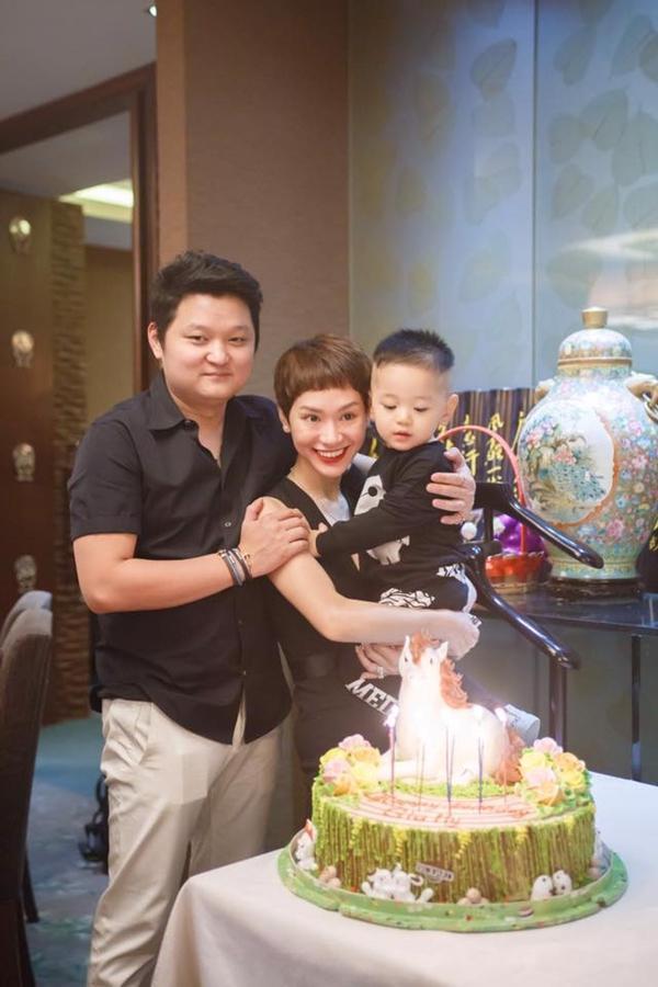 Trà My Idol sinh con thứ 2 cho chồng đại gia, tuyên bố nghỉ sinh vì quá sợ-3