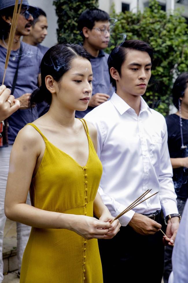 Lộ ảnh Hoàng thượng trong MV mới của Chi Pu nắm chặt tay chị đại Thanh Hằng-4