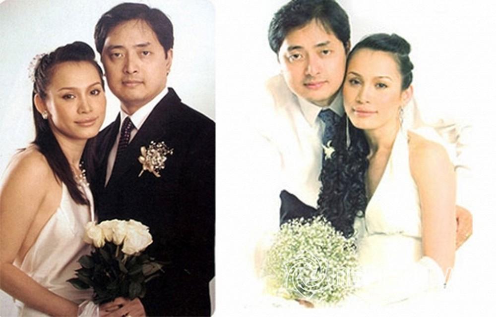 Chia tay người chồng tù tội, Hoa hậu Việt Nam lệch chuẩn nhất tận hưởng hôn nhân thứ hai đẹp như mơ giữa trời tây-3