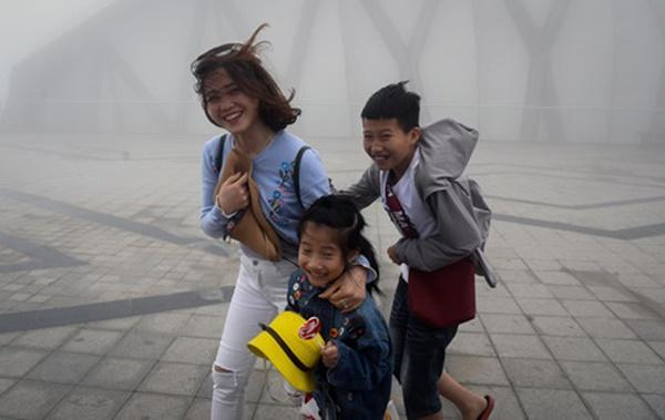 Du khách tận hưởng giá lạnh 13 độ C giữa kỳ nghỉ lễ ở Sa Pa-10