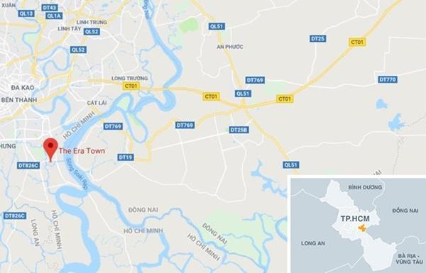 Cháy chung cư The Eratown ở Sài Gòn, mọi người đập cửa tháo chạy-2