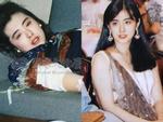 'Ngọc nữ số 1 Hong Kong' Vương Tổ Hiền: nhan sắc tỏa sáng ngay cả trên giường bệnh
