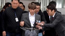Park Yoochun nhận tội chơi ma túy sau nhiều lần ngoan cố phủ nhận