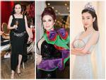 SAO MẶC XẤU: Hương Giang lộ bụng to tướng - Khổng Tú Quỳnh xuề xòa mặc váy ngủ dự sự kiện-8