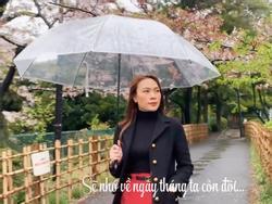 Chỉ cần diện đồ 'sương sương' trăm triệu xong cầm ô đi tới đi lui, Mỹ Tâm cũng khiến fan phát cuồng