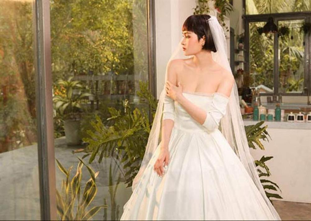 Những bộ váy cưới đẹp nhất mỹ nhân Việt từng khoác lên người-2