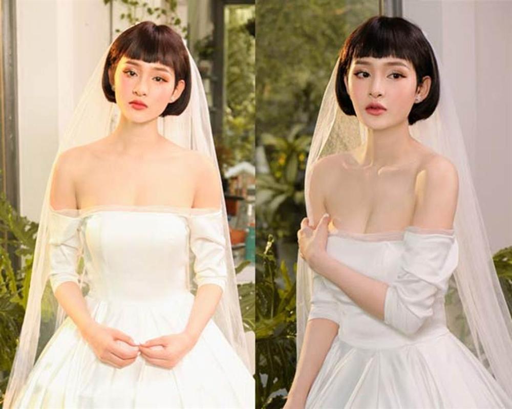 Những bộ váy cưới đẹp nhất mỹ nhân Việt từng khoác lên người-3