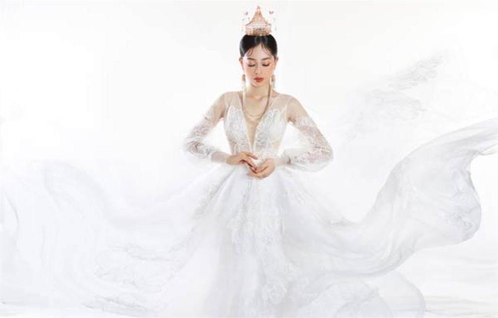 Những bộ váy cưới đẹp nhất mỹ nhân Việt từng khoác lên người-4