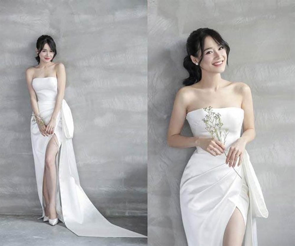 Những bộ váy cưới đẹp nhất mỹ nhân Việt từng khoác lên người-10