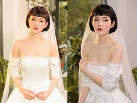 Những bộ váy cưới đẹp nhất mỹ nhân Việt từng khoác lên người