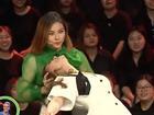 Vân Trang nói gì khi bị phản đối vì nhắc bài phản cảm ở 'Nhanh như chớp'