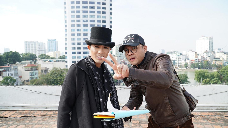 Đạo diễn Mê cung nói về Hoàng Thùy Linh và nhân vật giống Khá Bảnh-3