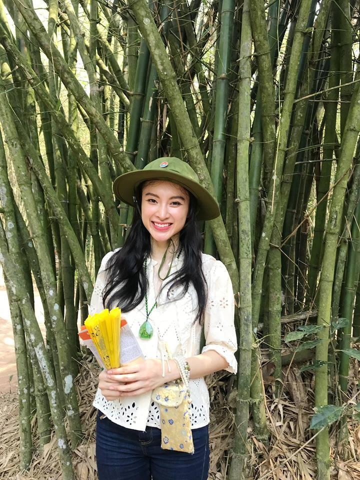 LẠ ĐỜI CHƯA: Bỏ qua mọi thú vui, Angela Phương Trinh - Nhã Phương nghỉ lễ ở những địa điểm cực kỳ khó tin-4