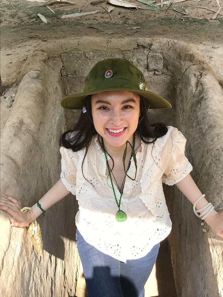 LẠ ĐỜI CHƯA: Bỏ qua mọi thú vui, Angela Phương Trinh - Nhã Phương nghỉ lễ ở những địa điểm cực kỳ khó tin-5