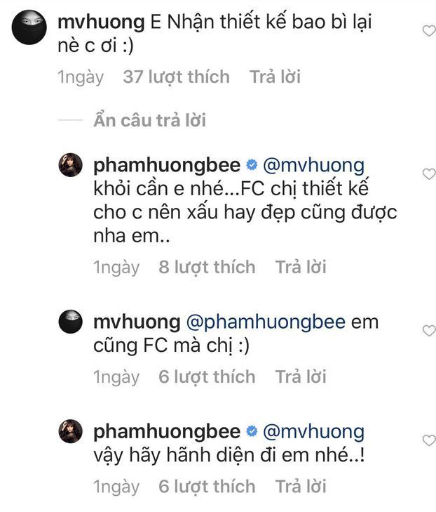 Phạm Hương đáp trả cực kỳ căng thẳng dù fan lễ phép hỏi bí quyết giảm cân-5