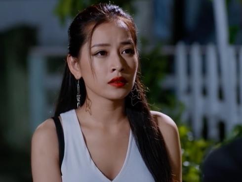 Chi Pu để lộ đài từ kém trong phim Mối tình đầu của tôi