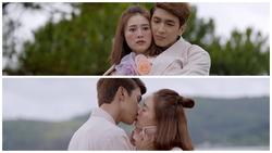 Bình An và Lan Ngọc trao nhau nụ hôn giữa Đà Lạt thơ mộng trong tập 56 'Mối Tình Đầu Của Tôi'