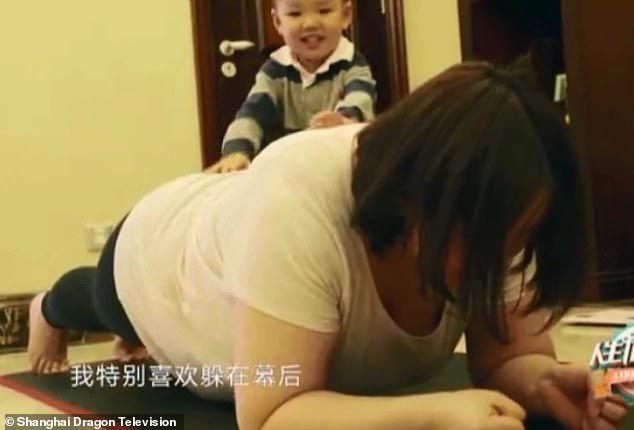 Tuyên bố nuôi em béo để không rời xa anh, khi vợ bầu tăng 40kg, người chồng đòi ly hôn-5
