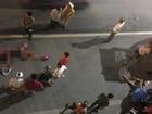 Tông chết 2 người ở hầm Kim Liên, tài xế Mercedes GLA lái xe bỏ chạy