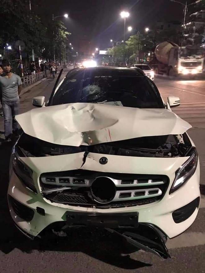 Tông chết 2 người ở hầm Kim Liên, tài xế Mercedes GLA lái xe bỏ chạy-2