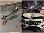 Tông 2 phụ nữ tử vong ở hầm Kim Liên, tài xế Mercedes khai đã uống rượu họp lớp