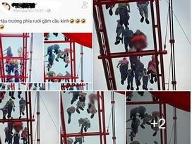 Tranh cãi chuyện du khách nữ mặc váy trên cầu kính 5D Mộc Châu