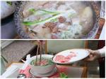 Đặc sản rau cạo Nghệ An nhìn ghê ghê: Ăn 1 lại muốn ăn 2-9